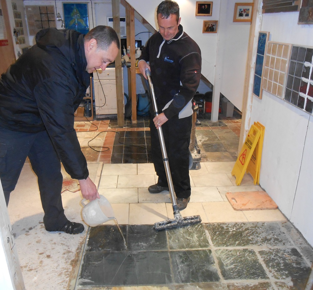 Tile and Stone Renovation Training Course