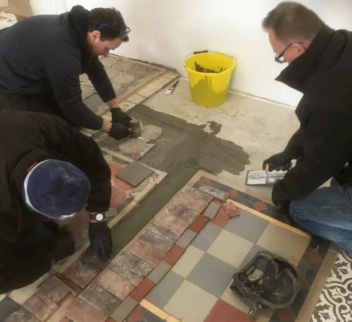 Tile and Stone Restoration Training Course
