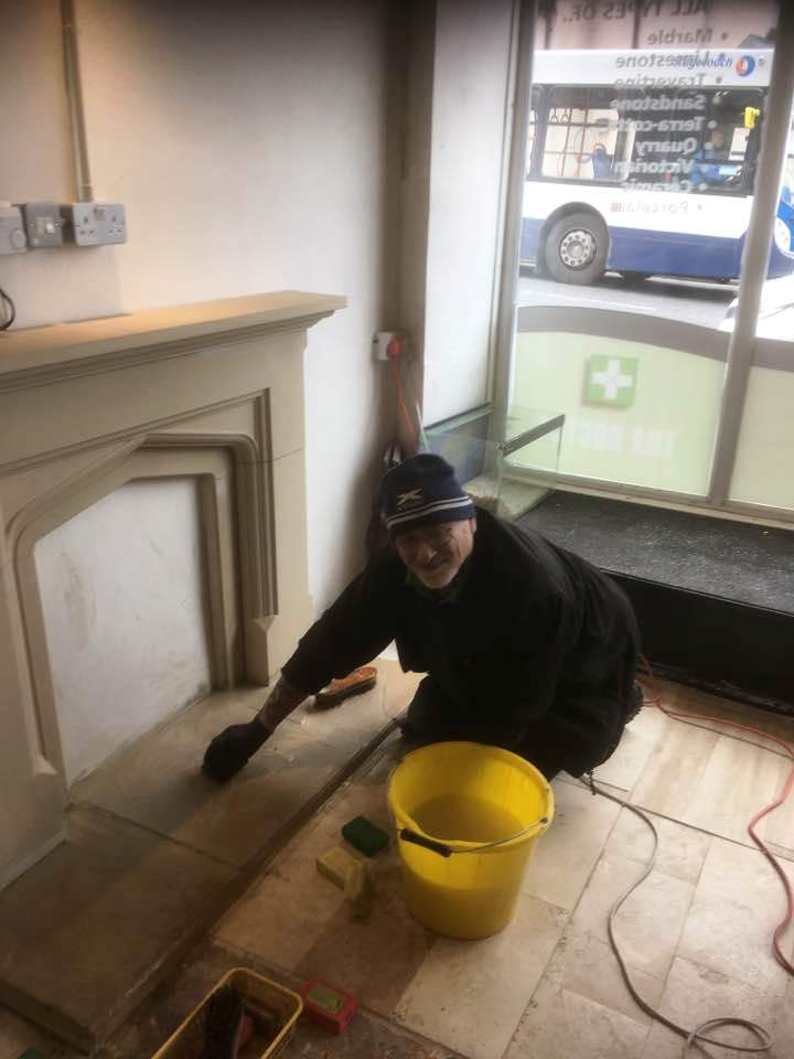 Fireplace Cleaning