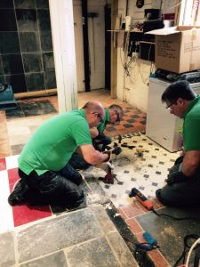 Tile and Stone Restoration